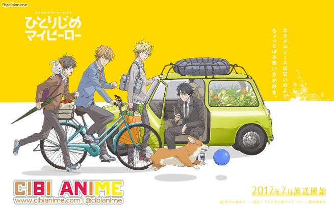 Sinopsis Anime Hitorijime My Hero 2017